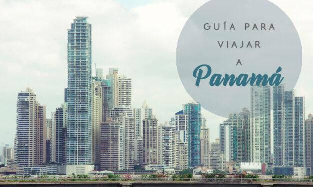 3 excusas para ir de vacaciones a Panamá