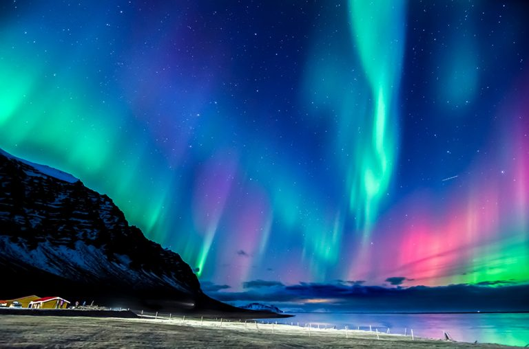 4 lugares para disfrutar de auroras boreales
