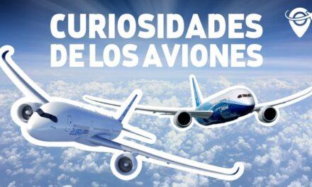 5 curiosidades sobre los viajes en avión
