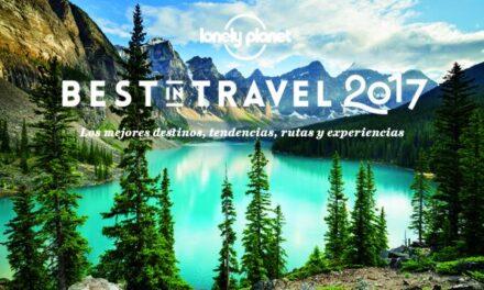 5 destinos para 2017 según Lonely Planet