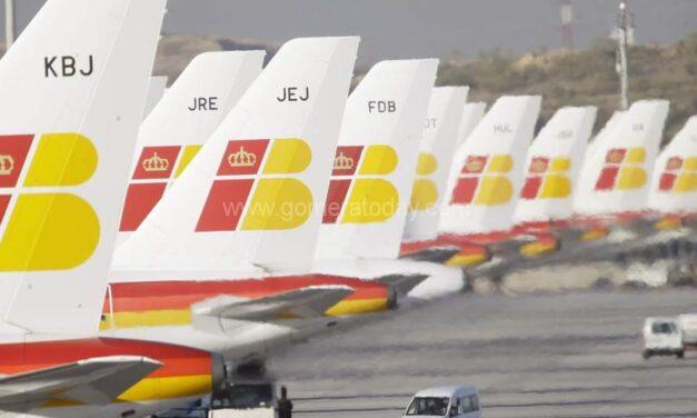 5 días seguidos de huelga en Iberia