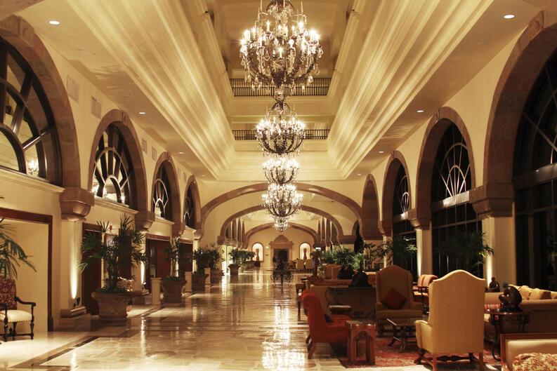 5 hoteles de película