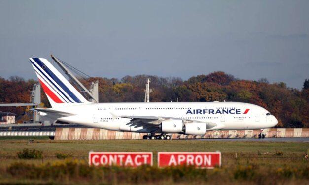 Air France – KLM sigue con pérdidas