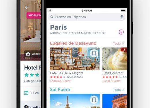 Apps móviles para las vacaciones
