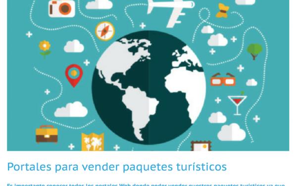 Aumenta la venta de turismo online