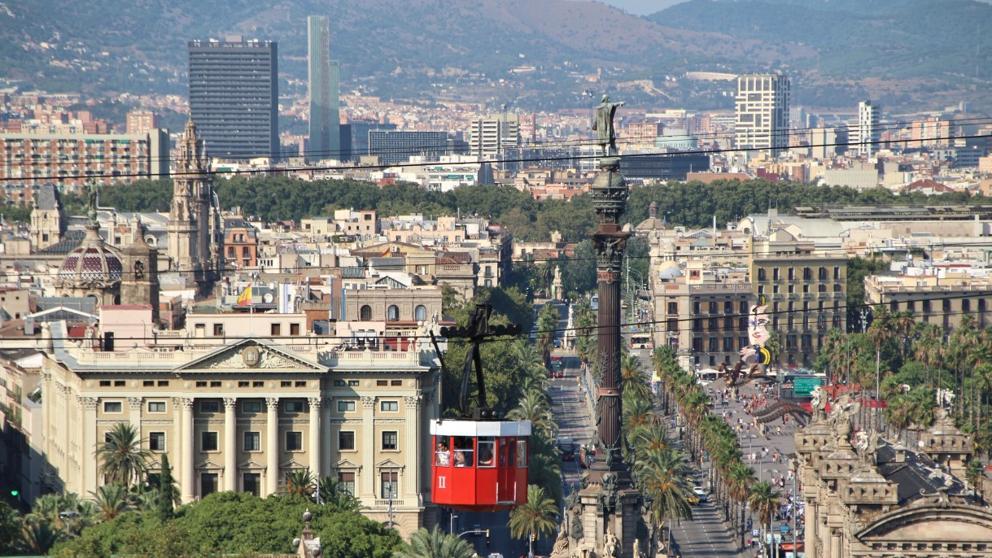 Barcelona, una ciudad para viajar, una ciudad para vivir