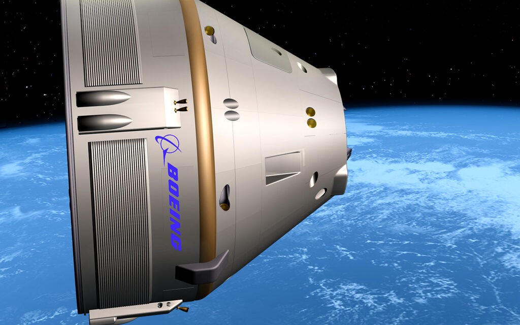 Boeing se suma al turismo espacial