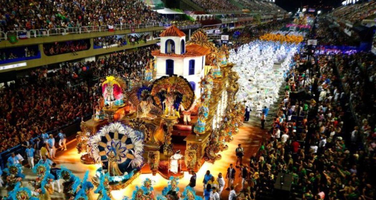 Brasil espera un récord de visitas durante el carnaval