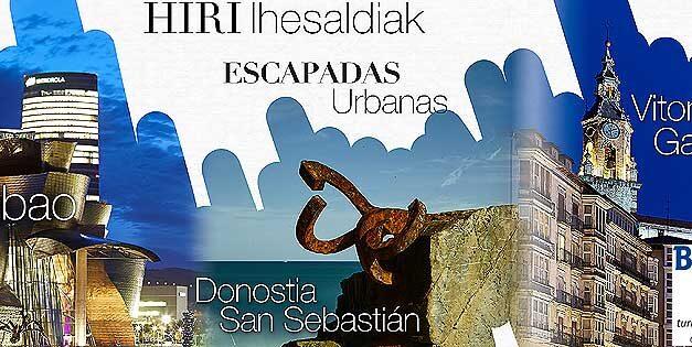 Buenas cifras para el turismo en Euskadi