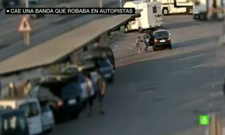 Cae la banda de atracadores de las autopistas barcelonesas