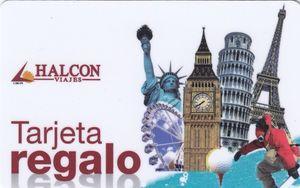 Cajas Regalo con Halcón Viajes