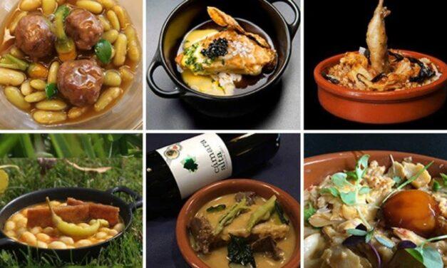 Cazuelicas y vinos en Navarra