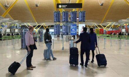 Cifras de la subida de tasas aeroportuarias de España