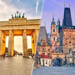 Circuito en Berlín y Praga