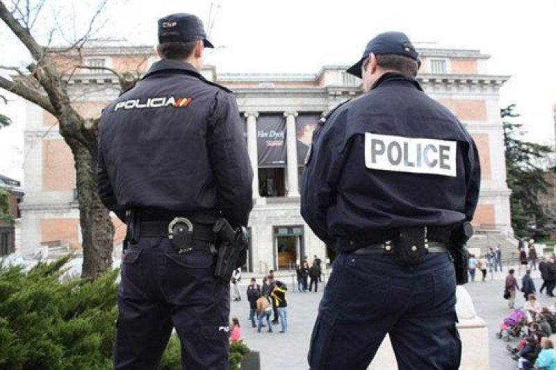 Colaboración turística entre las policías francesa y española