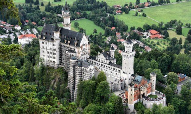 Conociendo Europa mediante sus castillos