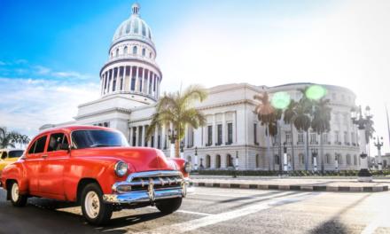 Cuba, uno de los destinos turísticos de 2019