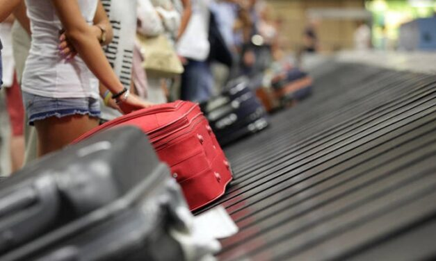 Cuidado con tus maletas