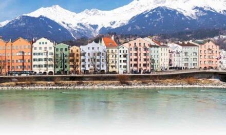 De vacaciones a Innsbruck
