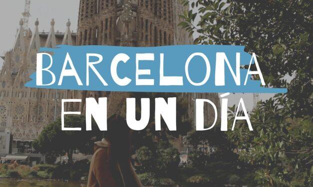 Descubrir la auténtica Barcelona en un día
