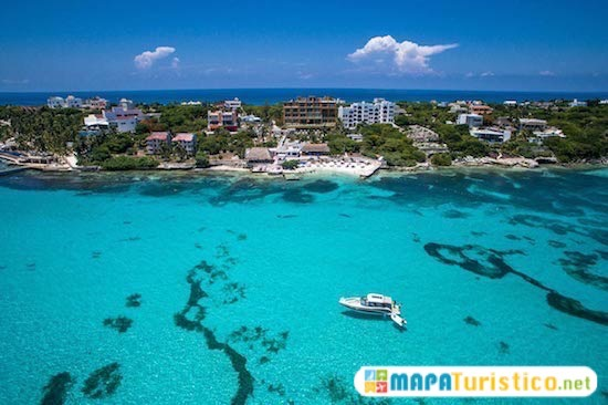 Destinos Caribeños. Isla Mujeres