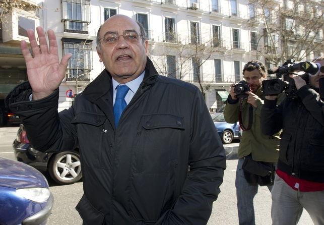 Díaz Ferrán detenido en Madrid