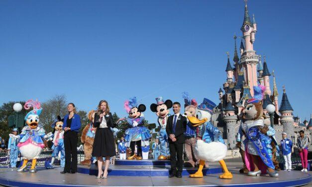 Disneyland París cumple 25 años