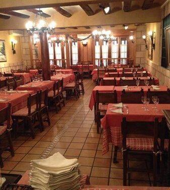 Dónde comer en Riaza, Segovia