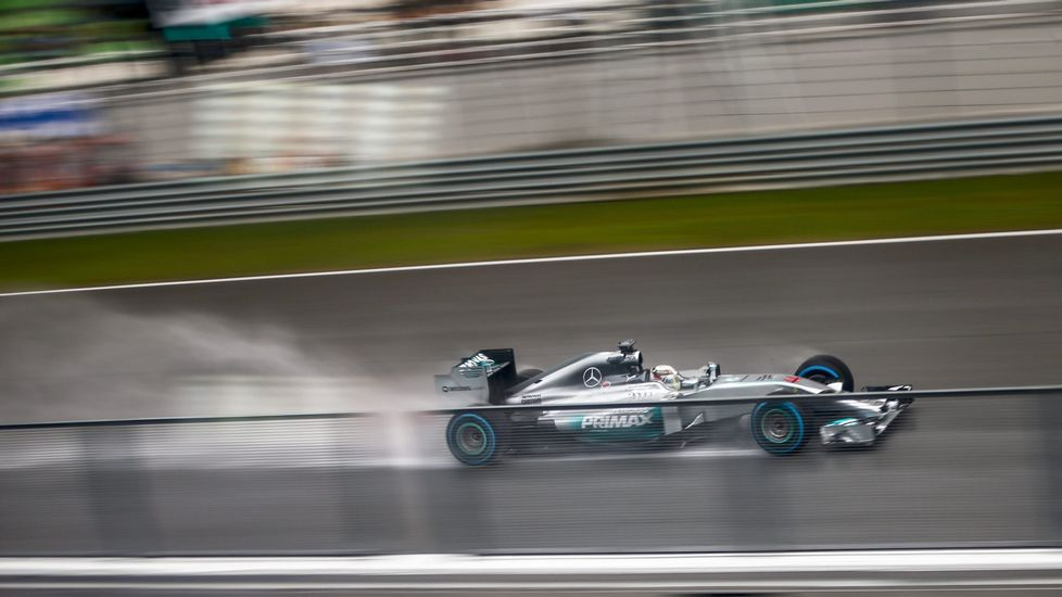 Dormir en el circuito de Fórmula 1 de Sepang es posible