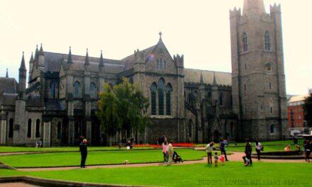 Dublín, destino vacacional para aprender inglés