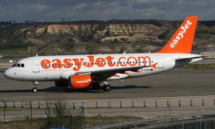 easyJet abandona los vuelos nacionales en España