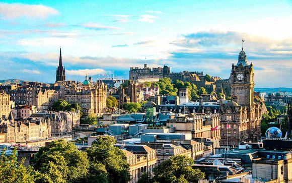 Edimburgo, una ciudad con mucho encanto