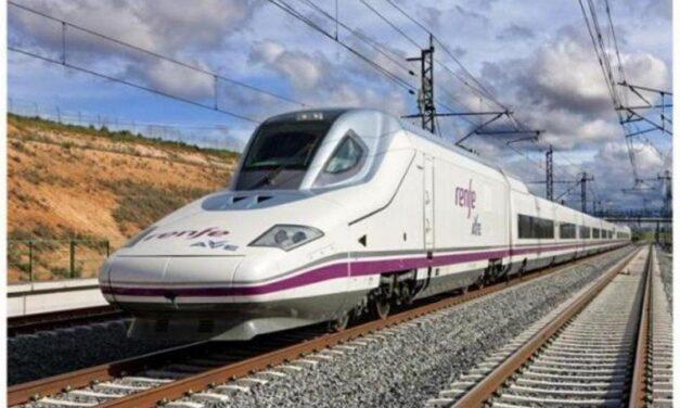 El AVE llegará a Alicante en junio de 2013