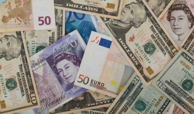 El cambio de moneda a la hora de realizar viajes al extranjero