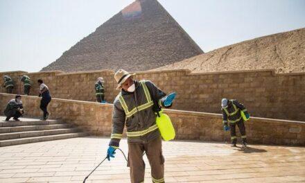 El ministro de turismo egipcio afirma que Egipto es seguro para el turismo