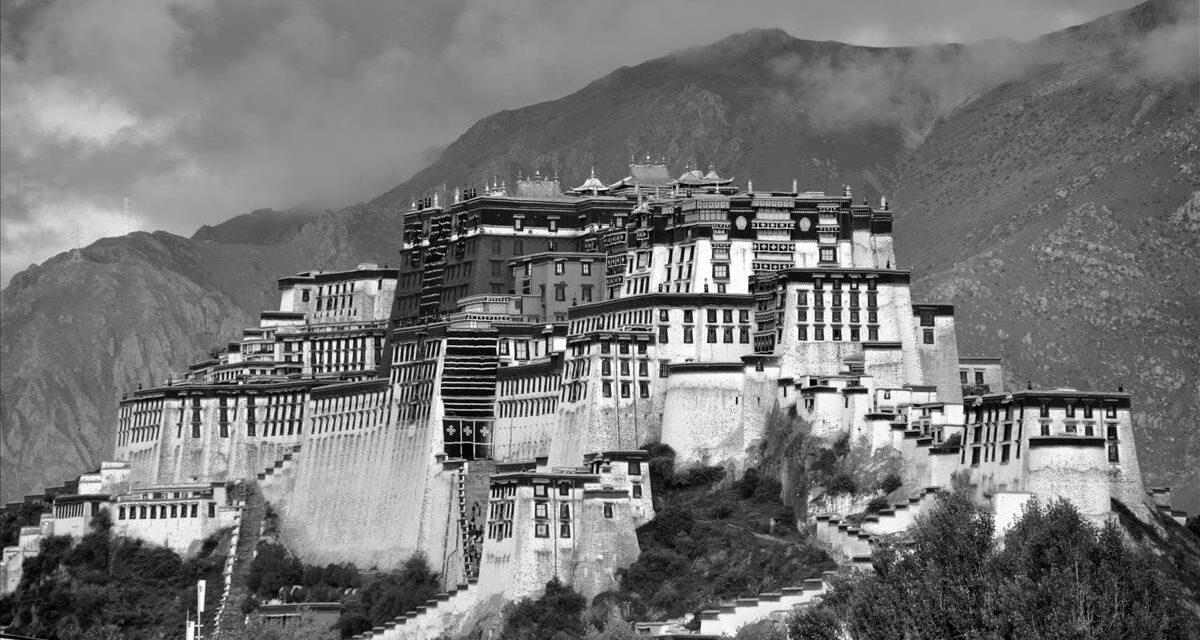 El Tíbet cerrado durante marzo