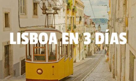 Escapada a Lisboa