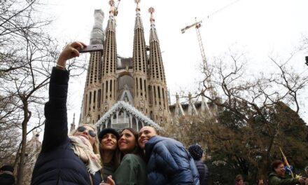 España batirá récords turísticos este año