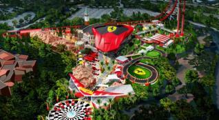 Ferrari Land España abrirá en 2017