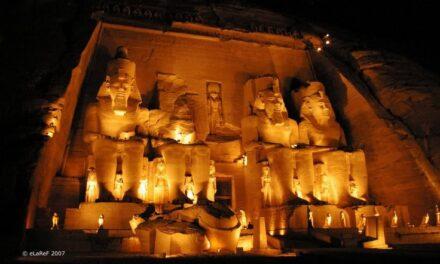 Festival del Sol en Abu Simbel