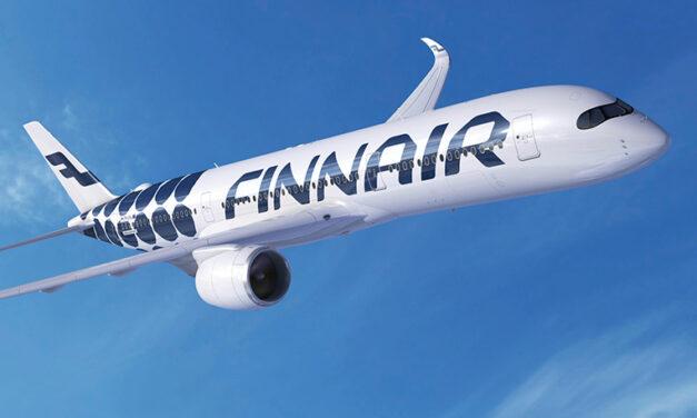 Finnair, más frecuencia hacia Asia