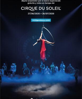 Funciones gratis del Circo del Sol en Andorra