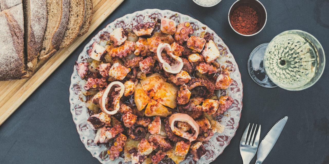 Gastronomía, una de las excusas para venir a Vigo