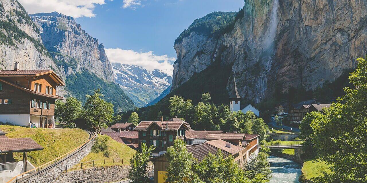 Guía gratuita de Suiza para móviles