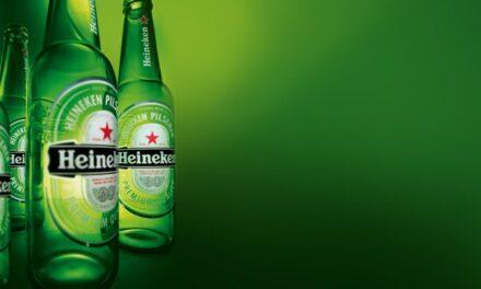 Heineken lanza su campaña Dropped