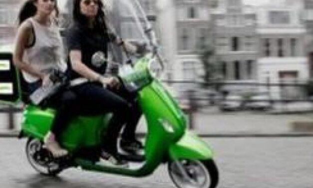 Hopper Scooters, la mejor forma para moverse por Ámsterdam