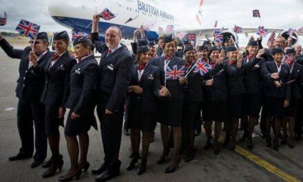 Huelga de los TCP de British Airways