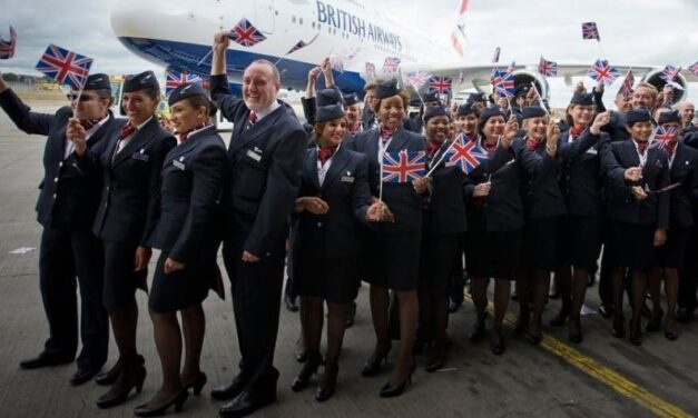 Huelga de los TCP de British Airways