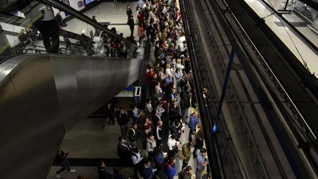 Huelga preparada para el Metro de Madrid