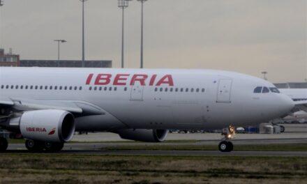 Iberia recupera a Tokio